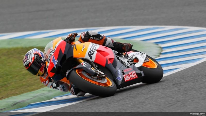 MotoGP, Гран При Испании 2012, Кейси Стонер