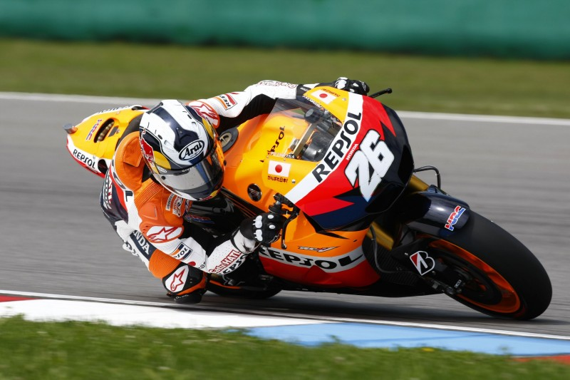 MotoGP, Гран При Португалии 2012, Дани Педроса
