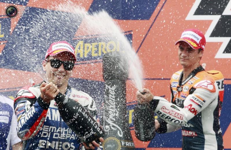 MotoGP, 2012 Gran Premi Aperol de Catalunya, Хорхе Лоренцо