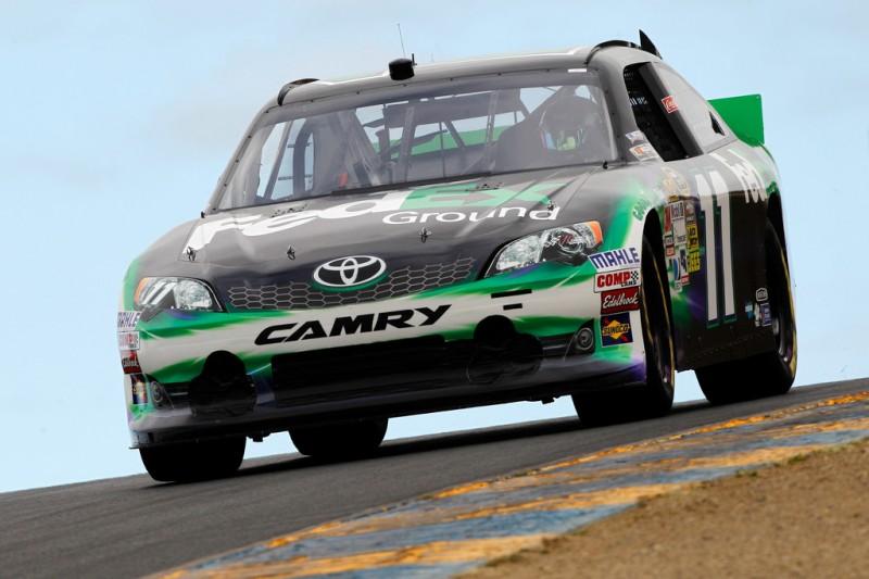 Дэнни Хэмлин — Joe Gibbs Racing