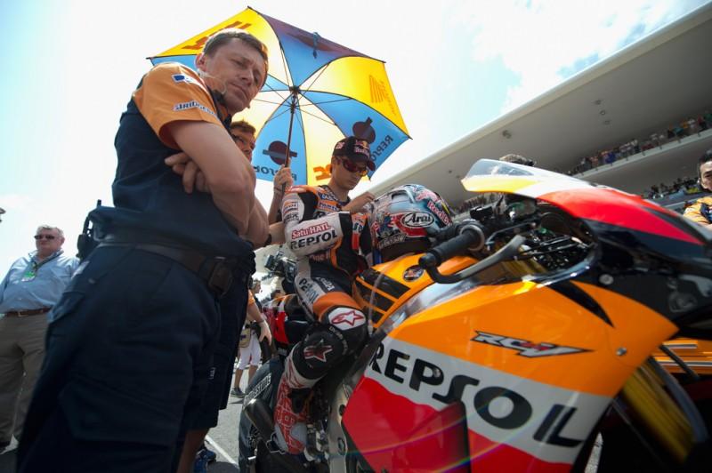 MotoGP, 2012 Gran Premio d-Italia TIM, Дани Педроса