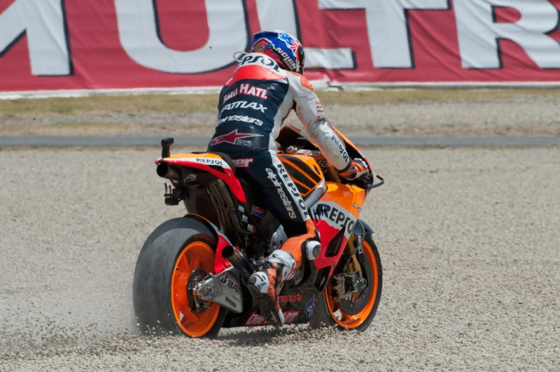 MotoGP, 2012 Gran Premio d-Italia TIM, Кейси Стонер
