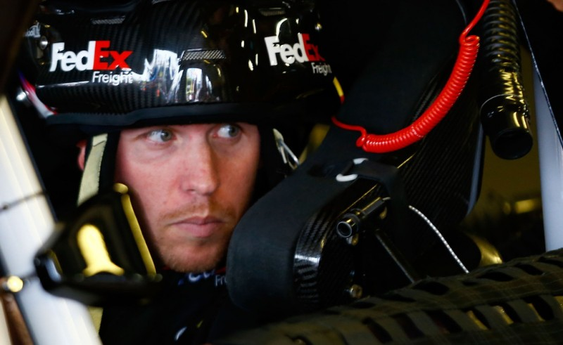 NASCAR, 2012 Crown Royal 400 at the Brickyard, Denny Hamlin