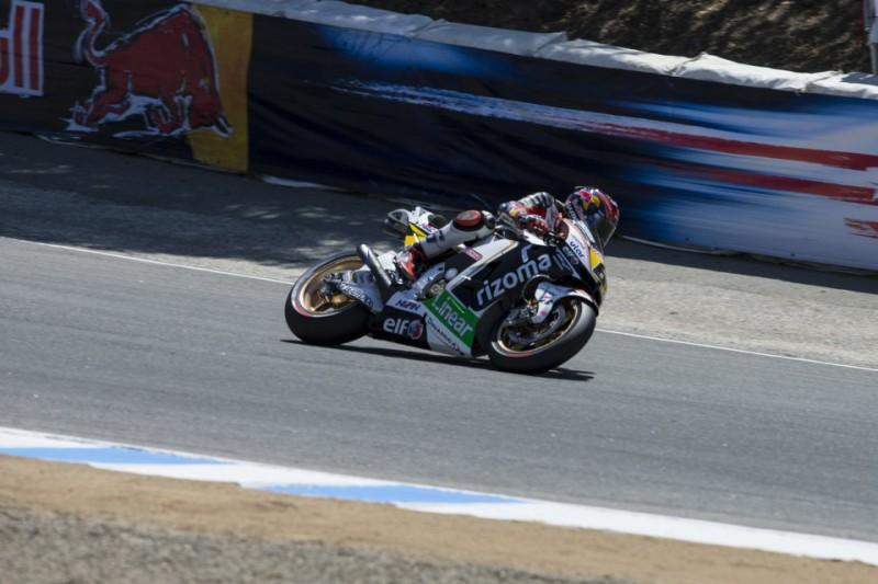 MotoGP, 2012 Red Bull U.S. Grand Prix, Штефан Брадл