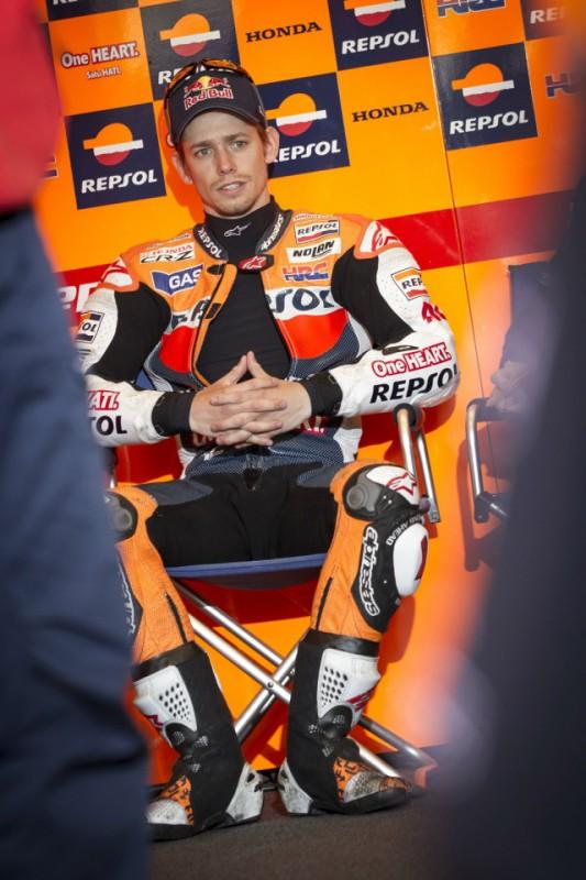 MotoGP, 2012 Red Bull U.S. Grand Prix, Casey Stoner